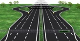 Extension of Super Highway to Motorway (M-9) Project